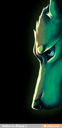 my glowing morning dreams by AtomicFishbowl on DeviantArt Fantasy Wolf, Fantasy Art, Roi Lion Simba, Anime Wolf Drawing, Wolf Artwork, Werewolf Art, Wolf Spirit Animal, Wolf Pictures, Anthro Furry