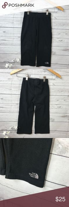 The North Face Fleece Pants 3T The North Face toddler pants •gently used pre-worn condition The North Face Bottoms Sweatpants & Joggers
