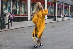 Meet the London designer who wants you to wear colour: No trends, just good investments.