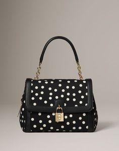 Polka dot Dolce & Gabbana Bag