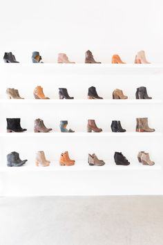 enviable shoe closets httpwwwstylemeprettycomliving2016071815 of the most envy inducing shoe closets