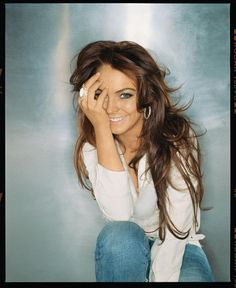hair inspiration. the old lindsay lohan. perfect layers