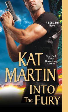 E-Romance News: BOOK SPOTLIGHT: Into the Fury by Kat Martin @katma...