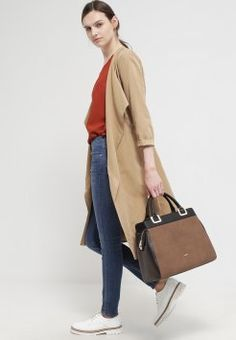 Picard - SHANIA - Handtasche - nougat kombi