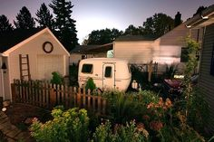 Theres a Scamp in the yard... by 8ran, via Flickr
