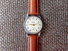 Pobeda Watch Soviet Mechanical Watches Pobeda Mens by SovietLegacy