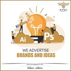 We help brands connect! #Branding #DigitalMarketing #RPMGdigitech