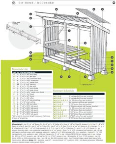 Cape Cod Storage Shed Plans and PICS of Garden Shed Construction Cost. Diy Storage Shed Plans, Wood Storage Sheds, Wood Shed Plans, Shed Building Plans, Diy Shed, Storage Ideas, Barn Plans, Storage Design, Firewood Shed