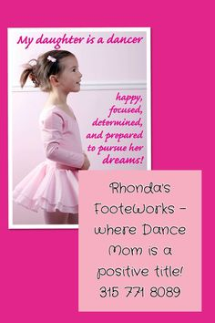 Positive Dance Moms Here