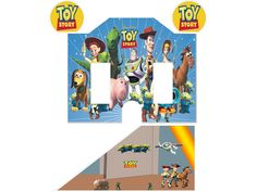 Find Toy Story 1-Combo Banner? Yes, Get What You Want From Here, Higher quality, Lower price, Fast delivery, Safe Transactions, All kinds of inflatable products for sale - East Inflatables UK