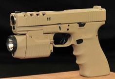 Custom Glock 21 .50 Cal Conversion