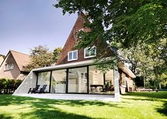 Unique Modern Triangular Home: Dutch Triangular Home ~ laurieflower.com Architecture Inspiration