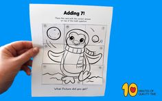 Addition-1-10-Worksheets Multiplication Dice Games, Grande Section, Letter D, First Grade Math, Math For Kids, Teaching Math, Quality Time, Preschool Activities, Worksheets