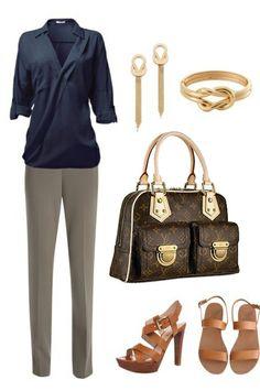 Louis Vuitton Monogram Canvas Manhattan Bags PM M40026 $174.99