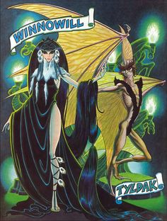 Winnowill & Tyldak.elfquest