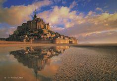 フランス:モン・サン・ミシェル