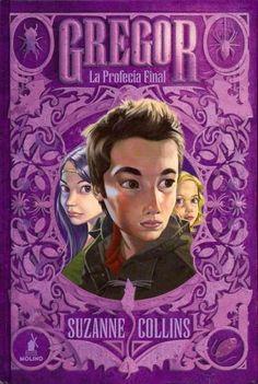 La profecia final / Gregor And The Code Of Claw