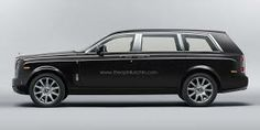 Rolls-Royces--suv