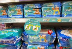 5 Pampers Coupons – Diapers & Wipes – $2off Pampers Easy Ups Training Pants (excludes trial/travel size) – $1.55 off pampers baby dry diapers – $1.50 off one Pampers UnderJams...