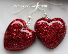 resin earrings – Etsy