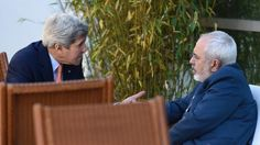 United Nations (United States) (AFP) - US Secretary of State John Kerry held an impromptu meeting with his Iranian counterpart Mohammad Javad Zarif in New York on Friday to discuss steps to implement the Iran nuclear deal.The meeting was scheduled at the last minute after a week of intense d