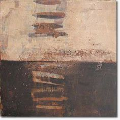 "Timanfaya #1 12"" x 12"" (2010) | Rebecca Crowell"