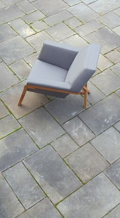 Clarington mid-century modern upholstered chair design from esoteric Furniture