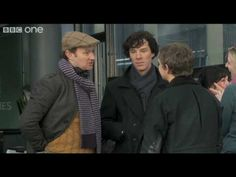 Sherlock exists because of Doctor Who...this makes me so incredibly happy. In fact, I just fangirl'd a little.