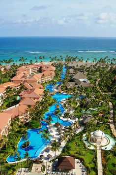 Majestic Colonial resort in Punta Cana, Dominican Republic.