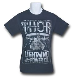 Save $5 on any order over $25 order when you share our page to your favorite social media network.  Discount does not apply to HeroBox Thor Power Company T-Shirt