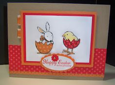 Stampin' Up! SU by Jean Stayton, Bear Hugs and Inky Paws