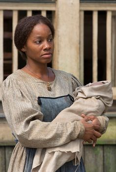 Anika Noni Rose as Kizzy -- Roots Cast -- History.com