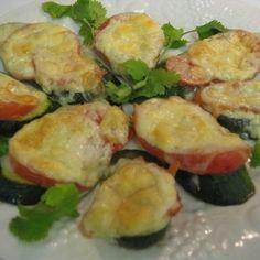 Baked Zucchini by avocadopesto