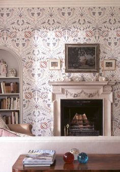 Buy Lewis & Wood Chateau Wide Width Wallpaper online, we supply the full range of Lewis and Wood Fabric and Wallpaper direct to your door. Scenic Wallpaper, Wood Wallpaper, Wallpaper Direct, Swedish Wallpaper, Modern Country, Country Decor, Country Life, Country Style, Discount Wallpaper