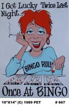 Funny bingo pics - page 4 - bingo bingo quotes, funny quotes, bingo funny Bingo Quotes, Jokes Quotes, Funny Quotes, Funny Memes, Qoutes, Hilarious, Bingo Funny, Spin, Las Vegas