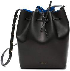 c9236feff9fe Newest Mansur Gavriel bucket bag women genuine leather hand bag lady real  leathe shoulder bag cross bag