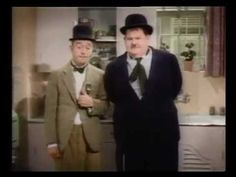Laurel and Hardy Block Heads - Full Movie