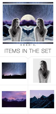 """""""and suddenly my universe started to spin // playlist for @feels-like-snow-in-september"""" by undercover-martyn ❤ liked on Polyvore featuring art"""