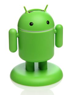 ThinkGeek :: Android Robot USB Device Charger