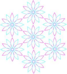 floral inspirations  @createstuff  #30daysofcreativity