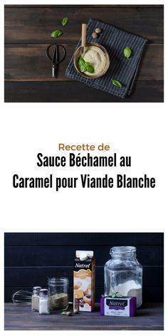 #sauce #bechamel #caramel Caramel, Sauce Béchamel, Sauces, Salt Water Taffy, Toffee, Gravy, Dips, Fudge