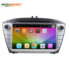 """8""""2Din 1024*600 Android 6.0 Ram 2G Rom 16GB Car Video Player For IX35 2009-2015  DVD CD GPS Navigation Radio audio Player"""