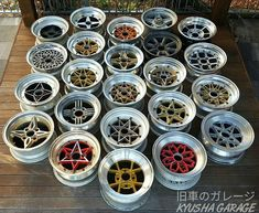 Classic Car News Pics And Videos From Around The World Rims And Tires, Rims For Cars, Combi T2, Volkswagen, Jdm Wheels, Birthday Wishes For Brother, Car Head, Japanese Domestic Market, Racing Wheel