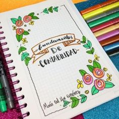 Pin by faith arceo on drawing school notebooks, bullet journal, school note Bullet Journal School, Bullet Journal Ideas Pages, Bullet Journal Inspiration, Cute Notes, Pretty Notes, Sketch Note, Drawing School, School Notebooks, Bulletins