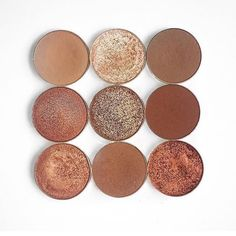 Makeup geek nude eyeshadows