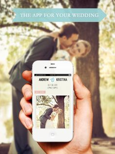 Wedding Party, The Mobile App That Lets Guests Contribute Photos To Gorgeous, Shared Albums
