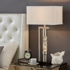 Tiffany Dancing Water Table Lamp | Overstock.com Shopping - The Best Deals on Table Lamps