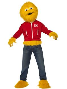 Honey Monster Costume at funnfrolic.co.uk - £49.59