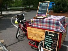 tricycle business - Google Search Caravan Shop, Tricycle, Smoothies, Baby Strollers, Berries, Google Search, Children, Business, Shopping
