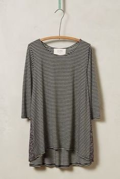 Puella Pattern Play Swing Tunic #anthrofave #anthropologie